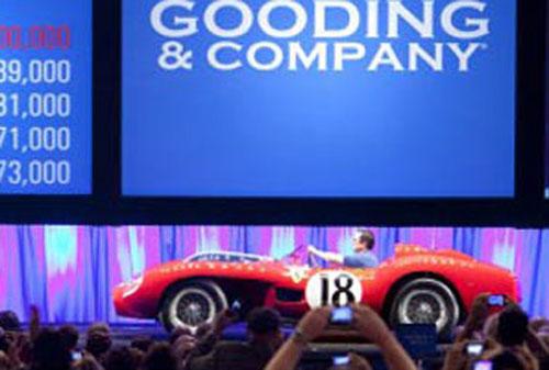 Siêu xe Ferrari giá kỷ lục 16,39 triệu USD - 1