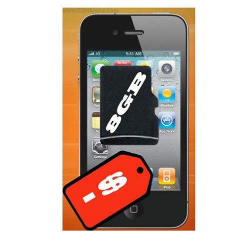 iPhone 4 8GB giá rẻ sắp ra mắt - 1