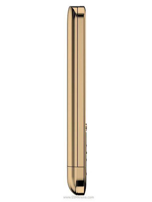 Nokia C3-01 mạ vàng mãn nhãn - 4