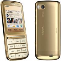 Nokia C3-01 mạ vàng mãn nhãn