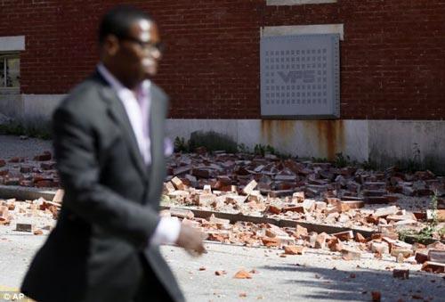 Động đất rúng động nước Mỹ - 6