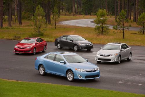 Đã có giá Toyota Camry 2012 - 1