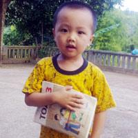 """""""Thần đồng"""" 4 tuổi gây xôn xao xứ Lạng"""