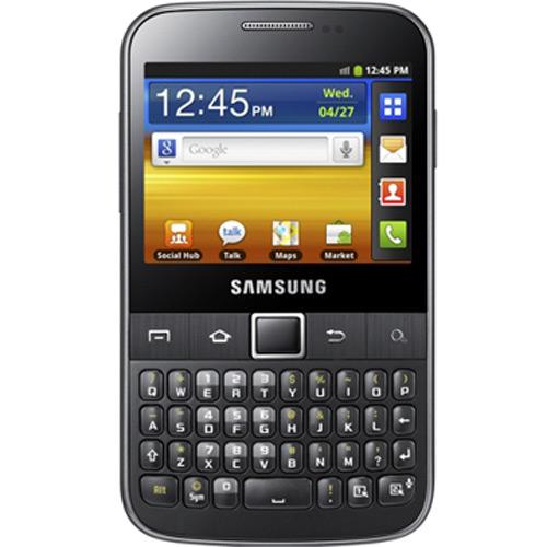 Samsung công bố Galaxy W, M Pro, Y và Y Pro - 4