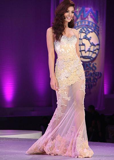 Lộ diện nhan sắc tân Hoa hậu Thái Lan - 10