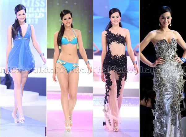 Lộ diện nhan sắc tân Hoa hậu Thái Lan - 3