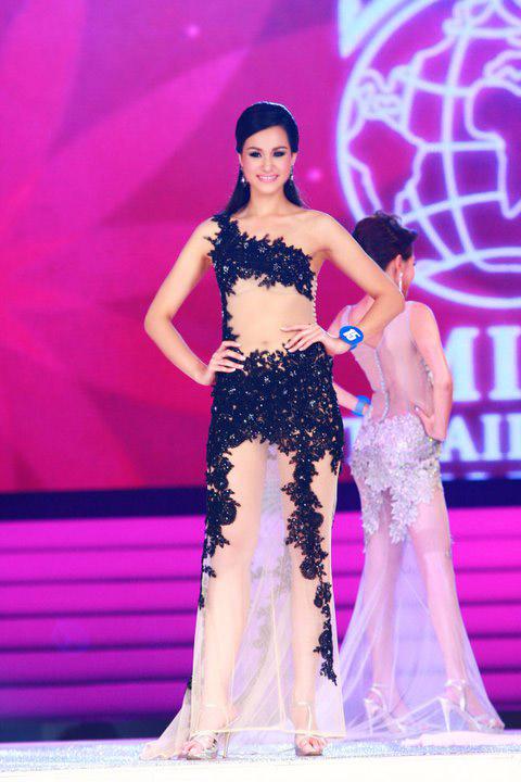 Lộ diện nhan sắc tân Hoa hậu Thái Lan - 2