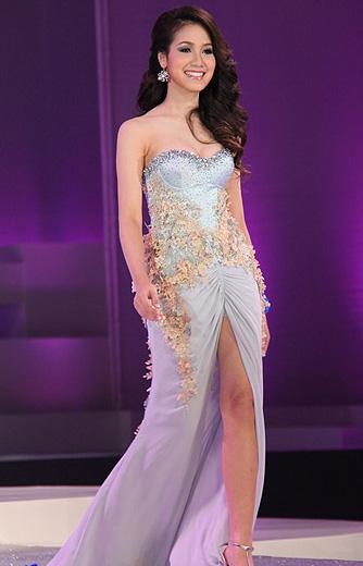 Lộ diện nhan sắc tân Hoa hậu Thái Lan - 13
