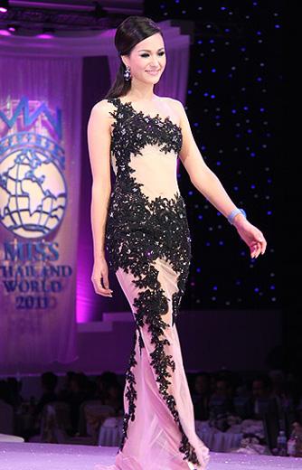 Lộ diện nhan sắc tân Hoa hậu Thái Lan - 9