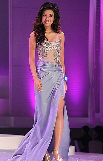 Lộ diện nhan sắc tân Hoa hậu Thái Lan - 15