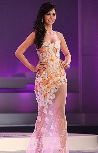 Lộ diện nhan sắc tân Hoa hậu Thái Lan - 16