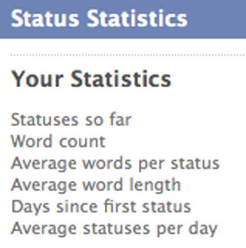 Những thủ thuật hay với status của Facebook - 6