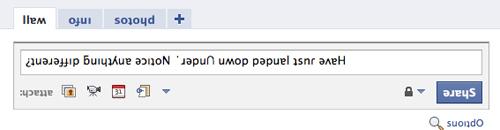 Những thủ thuật hay với status của Facebook - 7
