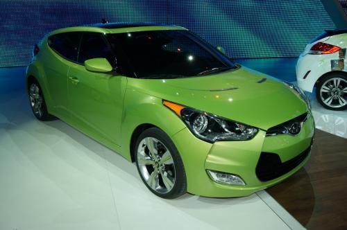 Công bố giá Hyundai Veloster 2012 - 1
