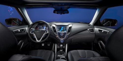 Công bố giá Hyundai Veloster 2012 - 12