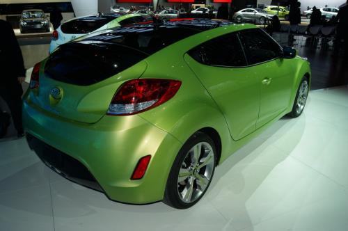 Công bố giá Hyundai Veloster 2012 - 2