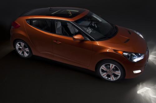 Công bố giá Hyundai Veloster 2012 - 6
