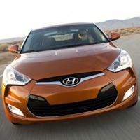 Công bố giá Hyundai Veloster 2012
