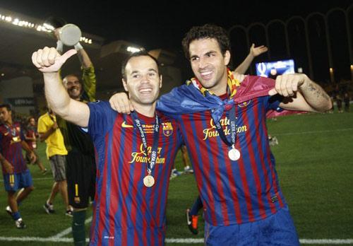 Barcelona: Một chiến thắng hoàn mỹ - 2