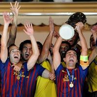 Barcelona: Một chiến thắng hoàn mỹ