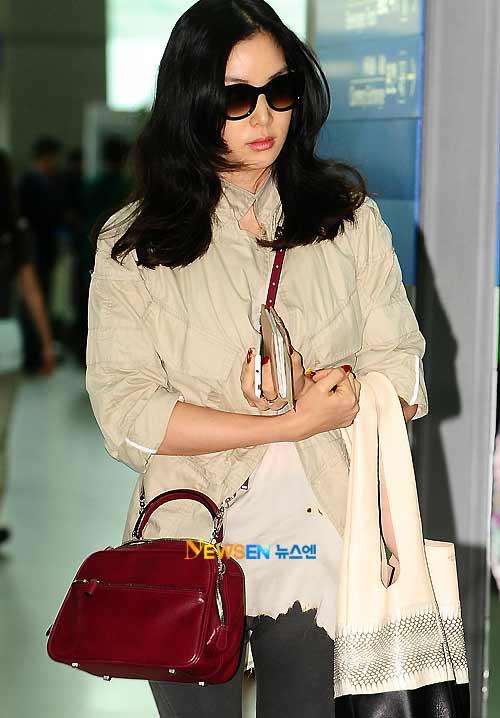Vợ chồng Jang Dong Gun nhận tin buồn - 1