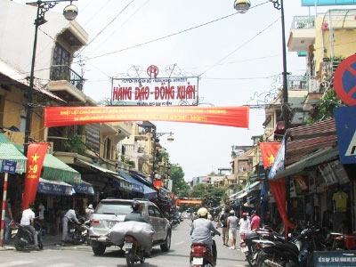 Hà Nội sắp có 8 tuyến phố đi bộ - 1