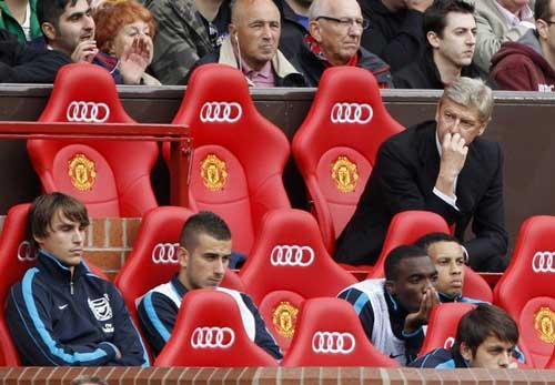 Bài bình + Video trận MU – Arsenal: Tận cùng nỗi đau - 1