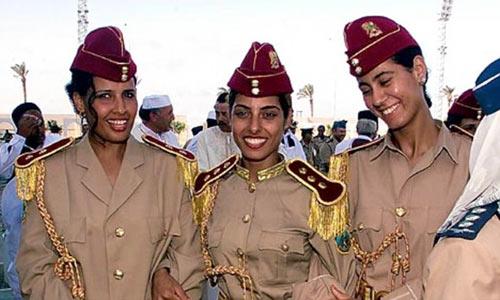 Sự thật đau đớn về đội trinh nữ của Gaddafi - 3