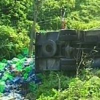 Tai nạn nghiêm trọng trên đèo Phước Tượng