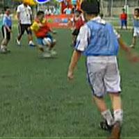 Cầu thủ tí hon (P2): Khát khao thành chuyên nghiệp