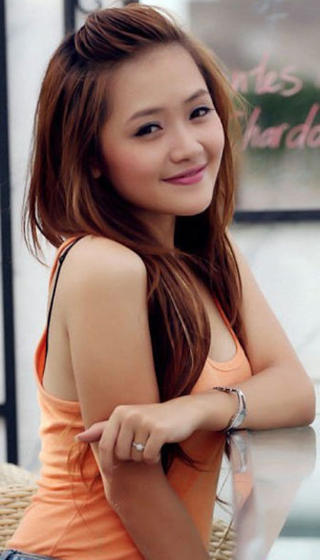 10 hotgirl hấp dẫn nhất của cầu thủ Việt - 6
