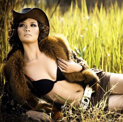 10 hotgirl hấp dẫn nhất của cầu thủ Việt - 5
