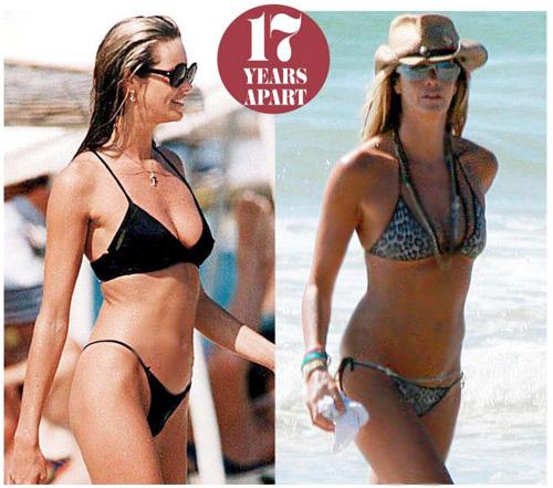 Mỹ nhân sexy quên tuổi với bikini - 2