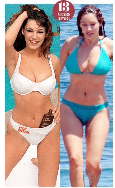 Mỹ nhân sexy quên tuổi với bikini - 7