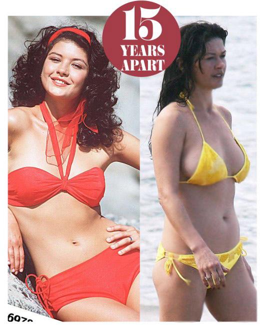 Mỹ nhân sexy quên tuổi với bikini - 4