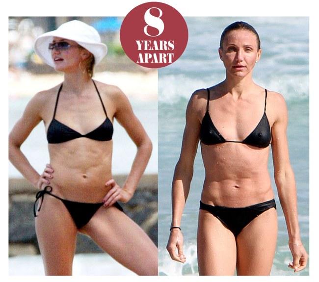 Mỹ nhân sexy quên tuổi với bikini - 11