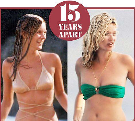 Mỹ nhân sexy quên tuổi với bikini - 8