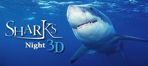 Đầm cá mập: Sợ hãi tột đỉnh với 3D - 1