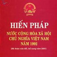 Nghiên cứu sửa đổi, bổ sung Hiến pháp 1992