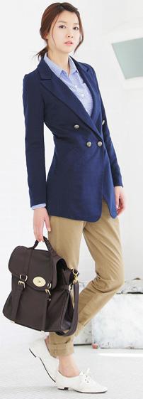 Tư vấn: Chọn áo blazer khối cho công sở - 10