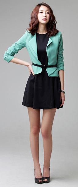 Tư vấn: Chọn áo blazer khối cho công sở - 4