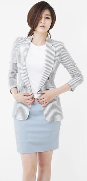 Tư vấn: Chọn áo blazer khối cho công sở - 13