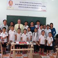 Giáo dục tình yêu thương tại trường THPT Quốc tế Kinh Bắc (KBIS)