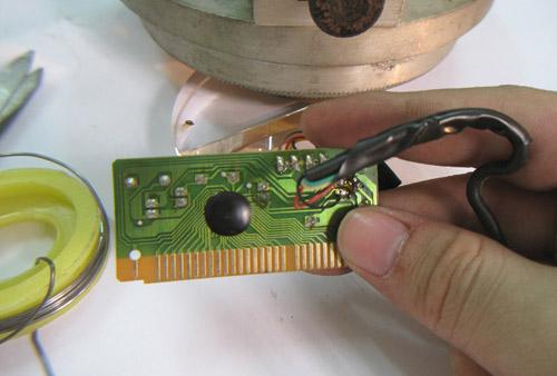 Cách chế đèn cho bàn phím để dùng ban đêm - 11