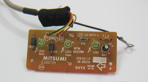 Cách chế đèn cho bàn phím để dùng ban đêm - 4