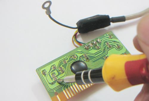 Cách chế đèn cho bàn phím để dùng ban đêm - 5