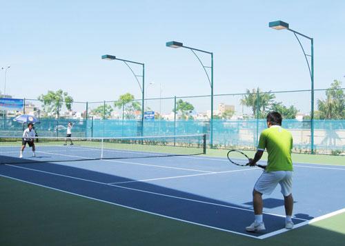 Tennis: Cầm vợt – Điểm tựa cho mọi cú quả - 1