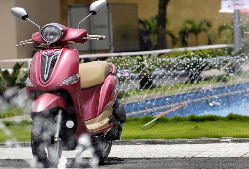 Yamaha Việt Nam tung ra thị trường xe tay ga mới Nozza - 5