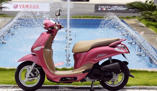 Yamaha Việt Nam tung ra thị trường xe tay ga mới Nozza - 6
