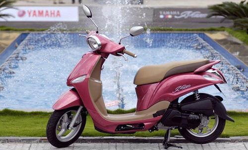 Yamaha Việt Nam tung ra thị trường xe tay ga mới Nozza - 7